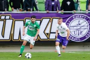 Haladás-Újpest 3-2 2019-03-09