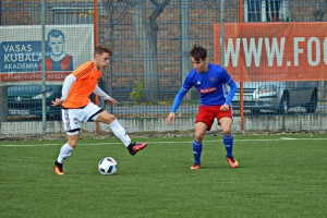Vasas Kubala Akadémia-Illés Akadémia-Haladás U16-os mérkőzés